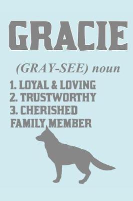 Gracie Gray-See by Hafiz Aldino