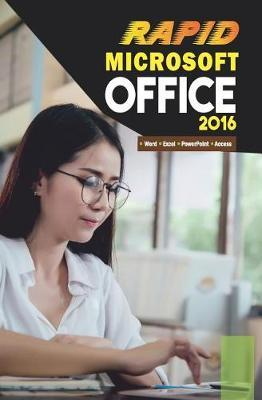 Microsoft Office 2016 Rapid Edition by Rapid Editors image