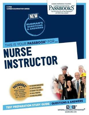 Nurse Instructor by National Learning Corporation image