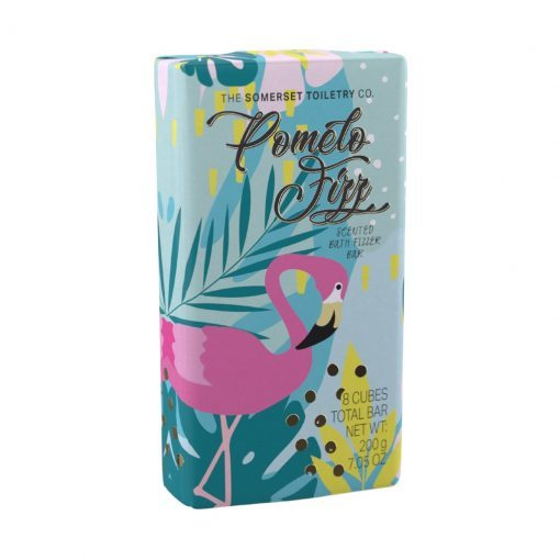 Somerset Toiletry Co: Bath Fizzer Bar - Pomelo Fizz (200g)