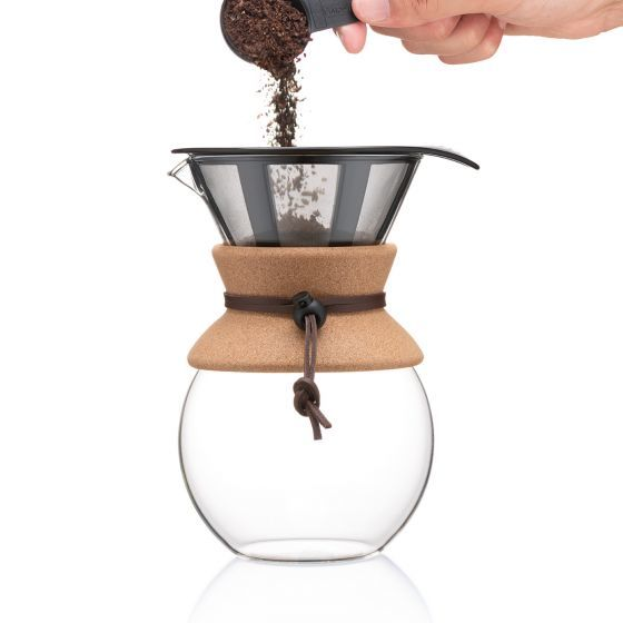 Bodum: Pour Over Coffee Maker (Cork) image