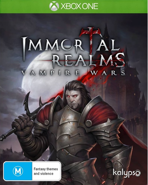 Immortal Realms: Vampire Wars for Xbox One