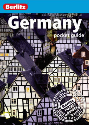 Germany Berlitz Pocket Guide by Mike Ivory image