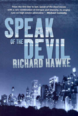 Speak of the Devil by Richard Hawke image