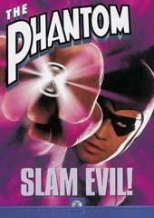 The Phantom on DVD