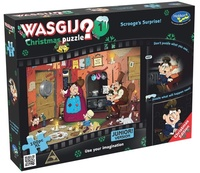 Holdson 100pce Puzzles - WASGIJ XXL - Scrooge