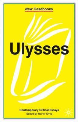 Ulysses by Rainer Emig
