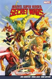 Marvel Super Heroes: Secret Wars 30th Anniversary Edition by Jim Shooter