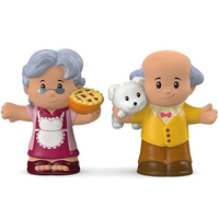 Fisher-Price: Little People - Great Grandma & Grandpa