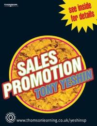 Sales Promotion by Tony Yeshin image
