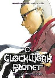 Clockwork Planet 4 by Yuu Kamiya