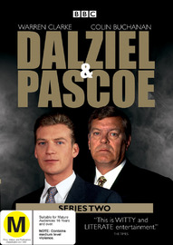 Dalziel & Pascoe - Series 2 (2 Disc Set) on DVD