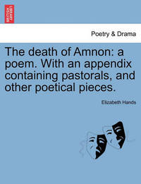 The Death of Amnon by Elizabeth Hands