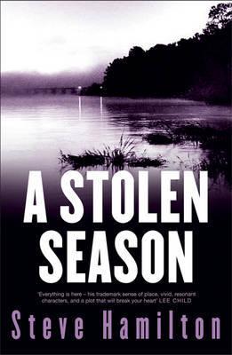 A Stolen Season by Steve Hamilton image