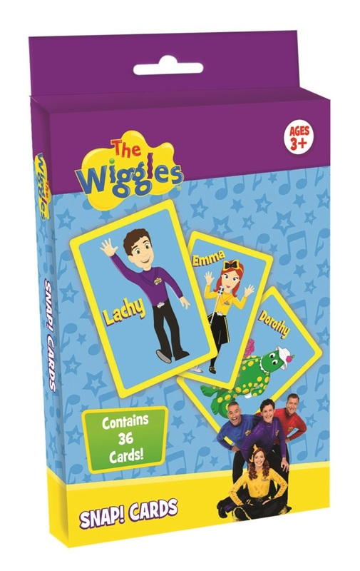 The Wiggles: Snap - Card Game