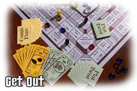 Get Out boardgame image