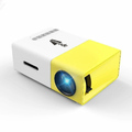Ape Basics Portable Full Color LED LCD Video Projector