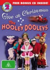 Hooley Dooleys, The - How 2 Give At Christmas (DVD And CD) on DVD