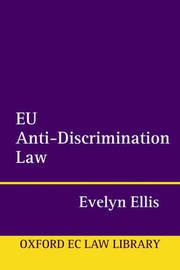 EU Anti-Discrimination Law by Evelyn Ellis image