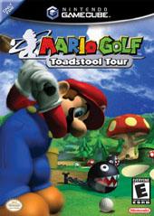 Mario Golf: Toadstool Tour for GameCube