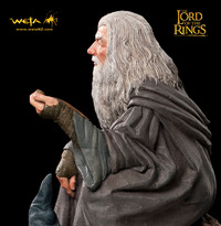 Lord of the Rings Gandalf Statue image