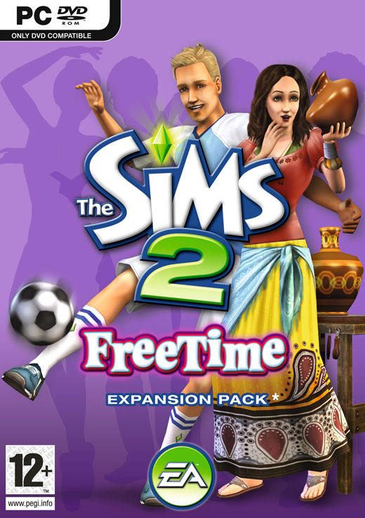 The Sims 2: Free Time for PC Games