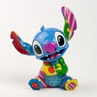 Romero Britto - Stitch Figurine