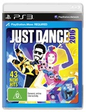 Just Dance 2016 for PS3