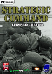 Strategic Command: European Theatre for PC Games