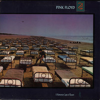 A Momentary Lapse Of Reason (LP) by Pink Floyd