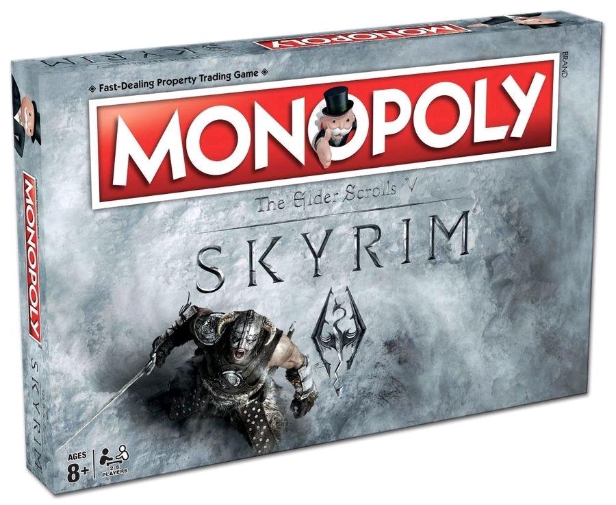 Monopoly: Skyrim Edition image