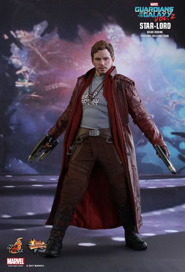 "Guardians Of The Galaxy Vol. 2 - Star-Lord (Deluxe Ver.) 12"" Figure image"