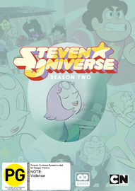 Steven Universe - Season 2 on DVD