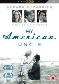 My American Uncle on DVD image