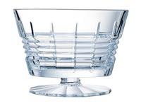 Cristal d'Arques: Rendez-Vous Footed Comport (22cm)