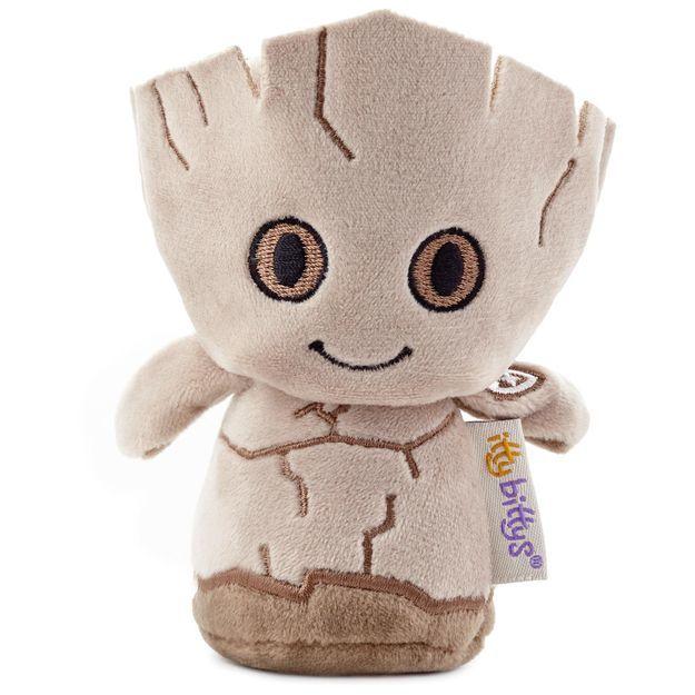 "itty bittys: Groot - 4"" Plush image"