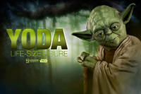Star Wars: Yoda - Life-Size Statue