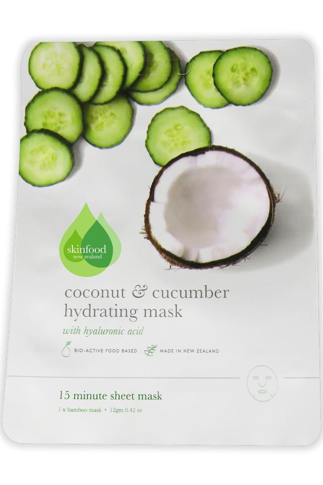 Skinfood Coconut Cucumber Sheet Mask image