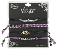 Neon Tuesday: The Little Mermaid - Dark And Devious Bracelet Set