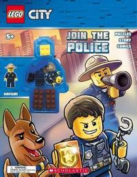 LEGO CITY: Join the Police with Minifigure