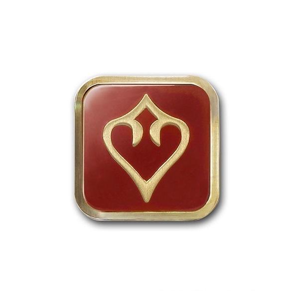 Final Fantasy XIV: Dancer (DNC) - Job Icon Pin