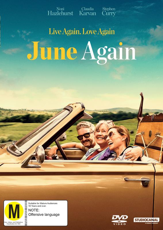June Again on DVD