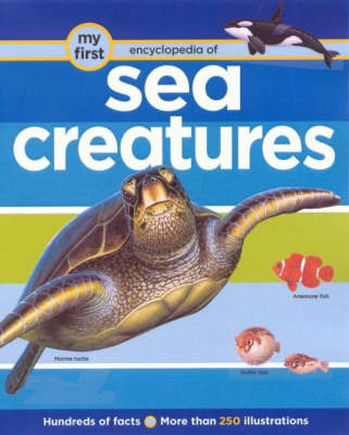 My First Encyclopedia of Sea Creatures image