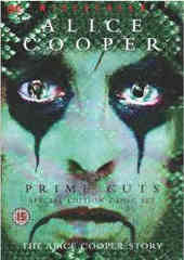 Alice Cooper - Prime Cuts on DVD