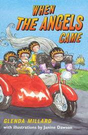 When the Angels Came by Glenda Millard image