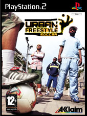 Urban Freestyle Soccer for PS2