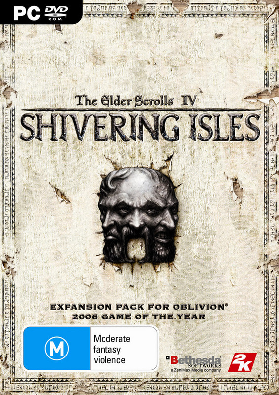 The Elder Scrolls IV: Oblivion - Shivering Isles for PC Games