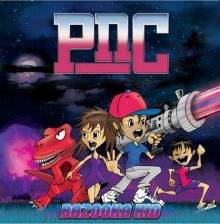Bazooka Kid by PNC