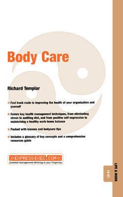 Body Care by Richard Templar
