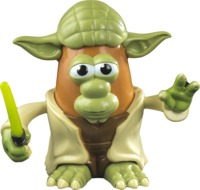 Star Wars Yoda Mr. Potato Head image